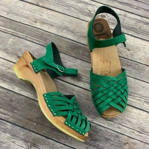 New Troentorp Swedish Beacon Wooden Clogs